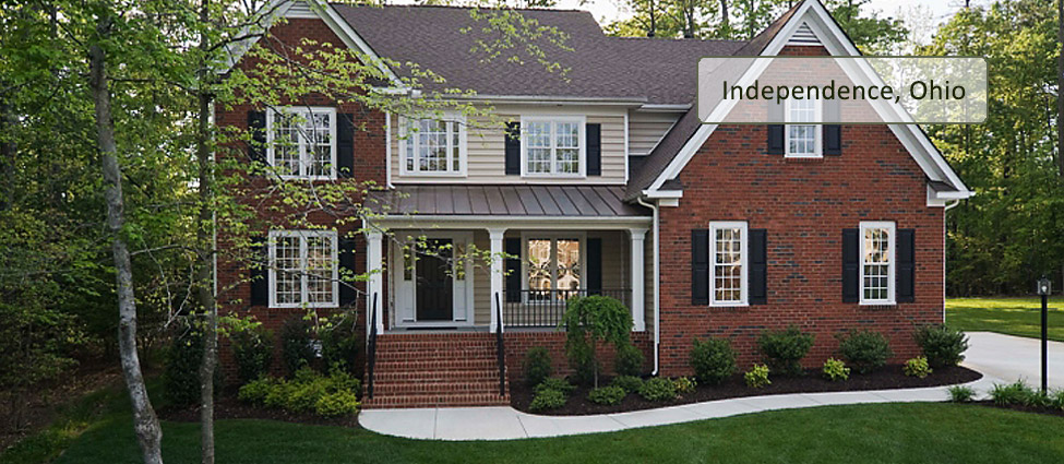 Independence, Ohio is just one of the wonderful communities available to buyers relocating to Northeast Ohio.
