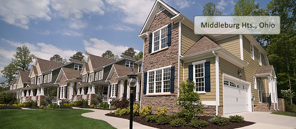 Middleburg Heights, Ohio is just one of the wonderful communities available to buyers relocating to Northeast Ohio.